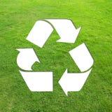 Recycle logo concept Stock Photos