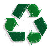 Recycle vector Stock Image