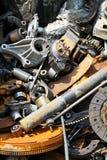 Recycle metal Stock Photo