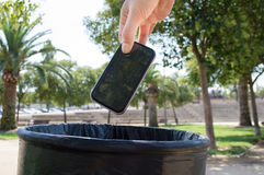 Free Recycle My Mobile Stock Images - 45067384