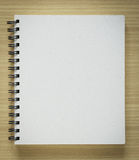 Recycle notebook cover Royalty Free Stock Photo