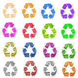 Recycle Paper Stock Images