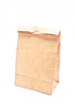 Recycle paper bag. Royalty Free Stock Image
