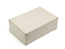 Recycle paper box Stock Images