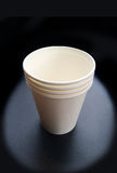 Recycle paper cup Royalty Free Stock Photography