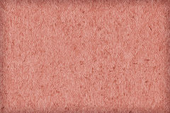 Recycle Paper Light Pink Extra Coarse Grain Vignette Grunge Texture Sample Stock Photo