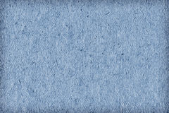 Recycle Paper Light Powder Blue Extra Coarse Grain Vignette Grunge Texture Sample Stock Images