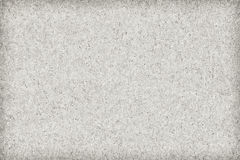 Recycle Paper Off White Extra Coarse Grain Vignette Grunge Texture Royalty Free Stock Photos