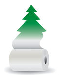 Recycle paper save trees. Stock Photos