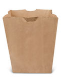 Recycle paper shopping bag Royalty Free Stock Image