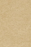 Recycle Paper Yellow Extra Coarse Grain Grunge Texture Sample Royalty Free Stock Images