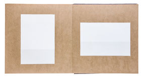 Recycle Photo Album Royalty Free Stock Photography