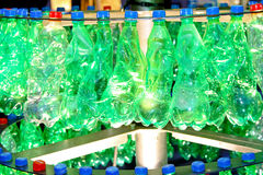 Recycle plastic bottles Stock Photography