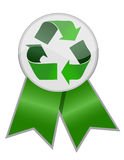 Recycle Ribbon Stock Image