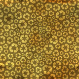 Recycle. Seamless pattern. Royalty Free Stock Photography