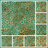 Recycle. Seamless pattern. Royalty Free Stock Image