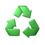 Recycle sign Stock Photography