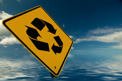 Recycle Sign Stock Photos