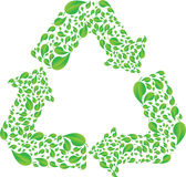 Recycle signal Stock Photography