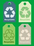 Recycle signs Stock Photo