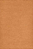 Recycle Striped Brown Kraft Paper Coarse Grunge Texture Stock Photography