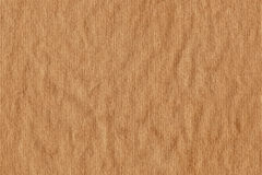 Recycle Striped Kraft Brown Paper Grunge Texture Stock Image