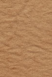 Recycle Striped Kraft Brown Paper Grunge Texture Royalty Free Stock Photos