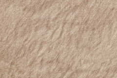 Light Brown Striped Recycled Manila Kraft Wrapping Paper Coarse Grain Crumpled Grunge Texture Royalty Free Stock Photos