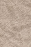 Light Brown Striped Recycled Manila Kraft Wrapping Paper Coarse Grain Crumpled Grunge Texture Stock Photos