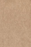 Recycled Light Brown Striped Manila Kraft Wrapping Paper Coarse Grain Grunge Texture Royalty Free Stock Photography