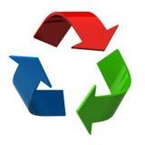 Recycle Symbol Stock Image