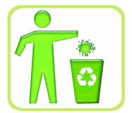 Recycle Symbol 19 Stock Photos