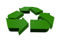 Recycle Symbol Royalty Free Stock Photography