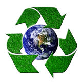 Recycle symbol Royalty Free Stock Image