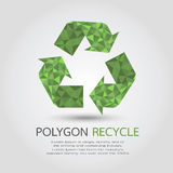 Recycle Symbol. Eps10 format vector illustration