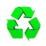 Recycle Symbols Stock Photography