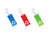 Recycle Tags Stock Images