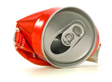 Recycle tin Royalty Free Stock Image