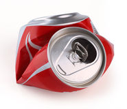 Recycle tin Royalty Free Stock Photo