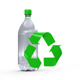 Recycle  water Stock Photo