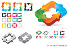 Recycled_2 Stock Images