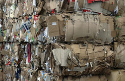 Recycled Card Stock Image