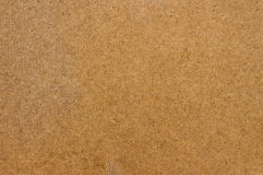 Recycled cardboard cardboard texture background. Stock Images