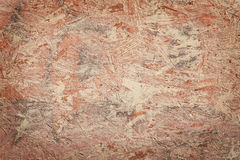 Recycled compressed painted wood chippings board. Recycled compressed and painted wood chippings board Stock Photography