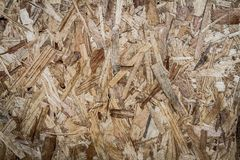 Recycled Compressed Plywood Board Texture Royalty Free Stock Photos
