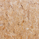 Recycled compressed wood chippings board Royalty Free Stock Photos