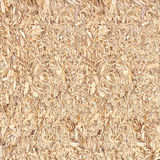 Recycled compressed wood chippings board. Close up recycled compressed wood chippings board stock photos