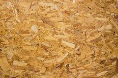 Recycled comprimió el tablero de la madera contrachapada Imagen de archivo libre de regalías