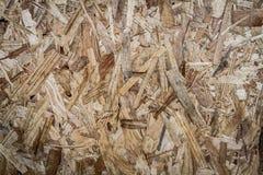 Recycled comprimió textura de la tarjeta de la madera contrachapada Fotos de archivo libres de regalías