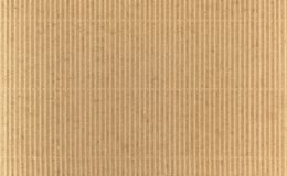 Recycled corrugated cardboard. Extreme macro of reclyclable corrugated cardboard texture stock photos